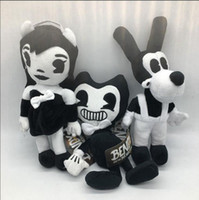 30cm Bendy Boris Alice Angel Plush Doll Ink Machine Thriller...