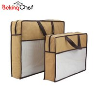 BAKINGCHEF Home Foldable Storage Bag Clothes Underwear Organ...