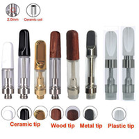 Th205 Th210 M6T Glass Wax Vaporizer Ceramic Wickless Vape Ca...