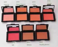60pcs New 7 Colors Long- lasting Eyeshadow Blush Face Pressed...