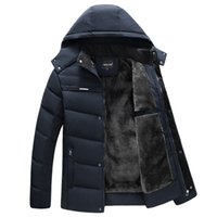 2018 Casual Winter Jackets Men Mens Jackets and Coats Thick ...