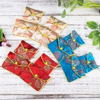 5PCS lot Chinese Tradition Pouch Purse Gifts Random Jewels O...