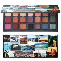 Hot Eye Makeup Beauty 21 Color Matte Modern Shadow Urban Bor...