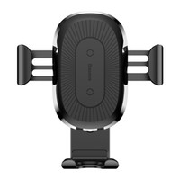 Baseus Wireless Charger Car Air Vent Mount Qi Wireless Charg...