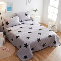 Children' s Stars Thick Bed Cover Winter Warm Comfortabl...