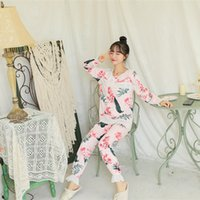 Winter Pyjamas Sleepwear Plus Double- sided Milk Silk Night S...