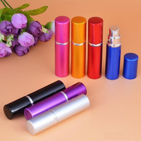 5ml Mini Spray Perfume Bottle Travel Refillable Empty Cosmet...