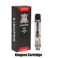 Newest KingPen 710 Cartridge With Gift Box Package 0. 5ml 1. 0...