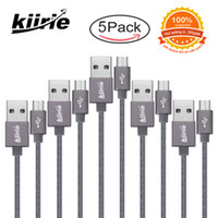 Micro USB cables Kiirie Durable Charging Cables 5Pack 1x0. 5m...