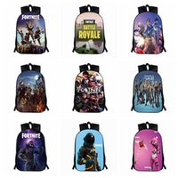 Game Fortnite 3D Printing Backpacks 22 Styles Students Shoul...