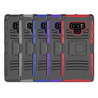 For Samsung Note 9 Case 3in1 High Impact Hard Rugged Non- sil...