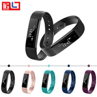 ID115 Smart Sports Bracelet 5 Colors Fitness Activity wristb...