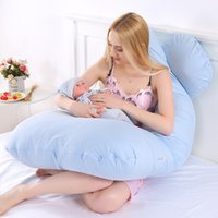 130*70cm Pregnant Women Mother Pillows Body Sleeping Materni...