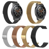Milanese Loop Magnetic Straps for Samsung galaxy watch 46mm ...