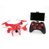 KY101 WiFi FPV Wide Angle 720P 1080P Camera Selfie RC Drone ...