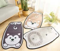 Cut Cartoon Carpet Absorbent Non Slip Doormat For Entrance D...