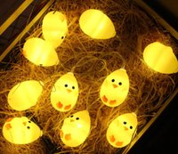 3m 20 Leds Chicken LED Light String LED Party Decorative Lig...