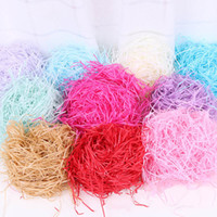 Colorful Shredded Paper Gift Box Filler Wedding Party Party ...