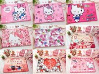 Cute Cartoon Hello Kitty Carpet Soft Carpet Rug For Home Kid...