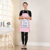 2008 New Korean Edition Polyester Apron Creative Printed Kit...