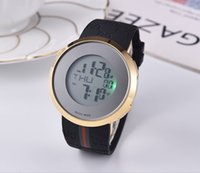 Wholesale men's sport watches online - 2018 NewTop Quality Luxury Brand Wristwatch Light the lamp Sport Mens Watch Men s Watches