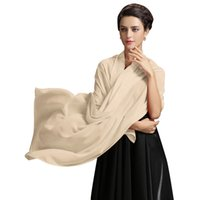 Wholesale chiffon scarves for sale - 2019 New Arrival Cheap Women s Chiffon Silk Shawls Scarfs Sunscreen Wild Wrap Beach Neckerchief Cheap Long Scarves In STOCK CPA1658