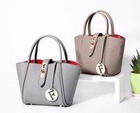 Wholesale faux leather ladies online - Women handbag handbag ladies designer designer handbag high quality lady clutch purse retro shoulder bag