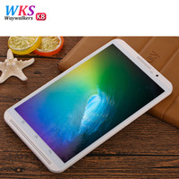 Wholesale 10 inch tablet online - 8 Inch Android Tablet PC Tab Pad GB RAM GB ROM Octa Core Play Store Bluetooth G G Phone Call Dual SIM Card quot Phablet