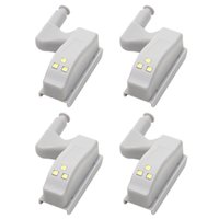 Wholesale 0 W LED Inner Hinge Sensor Lamp Under Cabinet Light for Cupboard Wardrobe