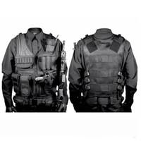 Wholesale vest body armor for sale - Camouflage Hunting Tactical Vest Wargame Body Molle Armor Hunting Vest CS Outdoor uniform Vest Jungle Equipment Colors