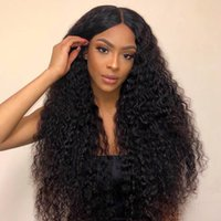Wholesale full lace human hair wigs unprocessed for sale - Grade A Water Wave Full Lace Wigs Lace Front Wigs Baby Hair Unprocessed Brazilian Virgin Human Hair Wig For Black Women