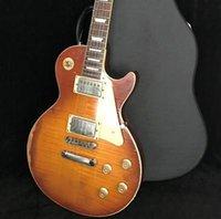 Wholesale electric guitars customs for sale - Custom Relic Electric Guitar Vintage Honey Burst Guitar One Piece Neck Nitrolacquer Alnico Pickups
