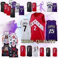 16b153f51a66 sup Adult shirt Toronto 2 Kawhi Vince Leonard Jerseys Raptors 15 Carter 7  Kyle Tracy Lowry 1 Mcgrady Jersey Earned Edition Cheap