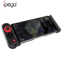 Wholesale ipega controller games online - iPega PG Switch Wireless Gamepad Bluetooth Game Controller Joystick Game Console For Pubg Android Phones