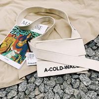 Wholesale A Cold Wall Life Skateboards Designer Crossbody Bag New ACW Mens Womens Canvas Shoulder Bag Mini Cute Messenger Bags
