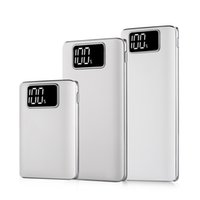 Wholesale power bank for sale - Universal Mobile Phone Power Bank Portable External Emergency Backup Battery Charger PowerBank USB Chargers Pack mah mah mah