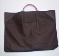 Wholesale Large and Medium Size Fashion women lady designer France paris style luxury handbag shopping bag totes
