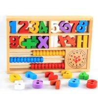 Abacus di legno