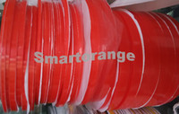 Wholesale 25M Width mm mm mm mm mm Heat Resistant Double sided Transparent Clear Adhesive Tape Sticker