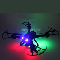 Wholesale Original Drones CX New RC Drone FPV Helicopter Quadcopter with HD Camera G Axis Real Time RC Helicopter Toy