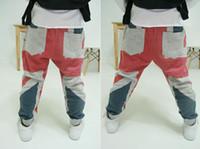 Wholesale chinese kid fashion clothes for sale - Kids pants children trouser spring autumn kids costume fashion girls boys harem pants baby clothes p l