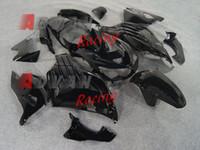 Wholesale All Black Injection Fairings Bodywork Set kit Kawasaki Ninja ZX14R