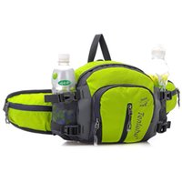 Wholesale sport bag online - 2017 New fashion women men sport bags waist bag outdoor riding running hiking bags cheap price