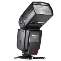 Wholesale yongnuo flash online - Viltrox JY680Ch E TTL Master Slave Flash Light Auto foucs GN58 s HSS Speedlite for Canon EOS D D D2 Rebel T2i T3i
