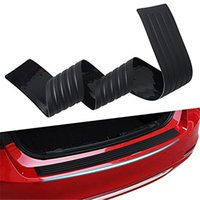 Wholesale door bumpers for cars for sale - 41 inch Universal SUV Rubber Door Sill Guard Bumper Protector for Car Pickup SUV Truck cm Scratch Resistant