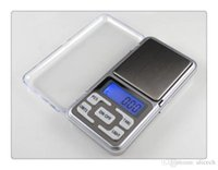 Wholesale Hot Scales g x g Mini Precision Digital Scales for Gold Bijoux Sterling Silver Scale Jewelry Balance Weight Electronic Scales