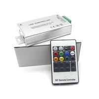 Wholesale wireless remote 12 for sale - Honest priceX20 DC V A Wireless LED Controller RF Touch Panel LED Dimmer RGB Remote Controller for RGB LED STRIP LIGHT