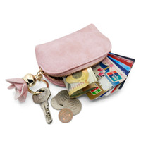 Wholesale coin purse for sale - Coin Purses Japan and Korean Style New Arrival shoulder Coin Purses money clip coin holder small wallets