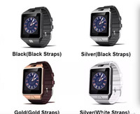 Wholesale dz09 smart watch for sale - DZ09 Smart Watch A1 GT08 Wrisbrand Android Smart SIM Intelligent mobile phone watch can record the sleep state Smart watch