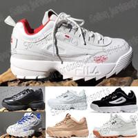 b0e401c8f Wholesale FILE Plus velvet Thicken shoes Net shoe luxury designer brand mens  women Walking Basketball shoes